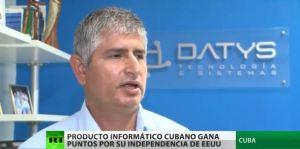 Datys Cuban technology