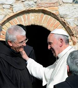 Papa Franciscoenasis