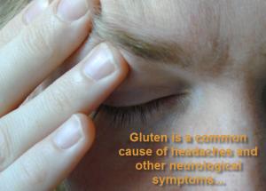Gluten Headache