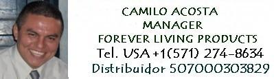 Camilo Acosta Consultor de bienestar